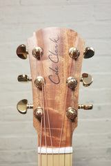 COLE CLARK ANGEL 2EC - REDWOOD/BLACKWOOD WITH SATINBOX FRETBOARD
