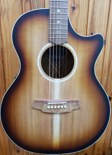 COLE CLARK ANGEL 2EC - BLACKWOOD/BLACKWOOD SUNBURST