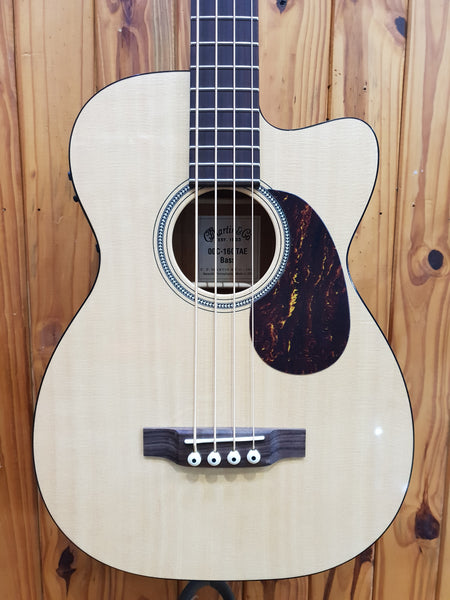 MARTIN & CO 00C16GTAE ALL SOLID ACOUSTIC BASS
