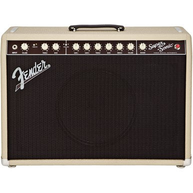 FENDER SUPER-SONIC 22 COMBO BLONDE AMP