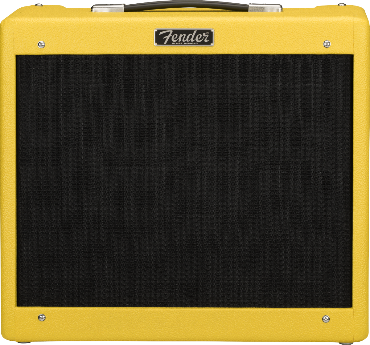 FENDER LIMITED EDITION BLUES JUNIOR IV - YELLOW SWAMP