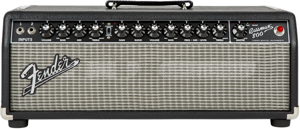 FENDER BASSMAN 800 BASS HEAD