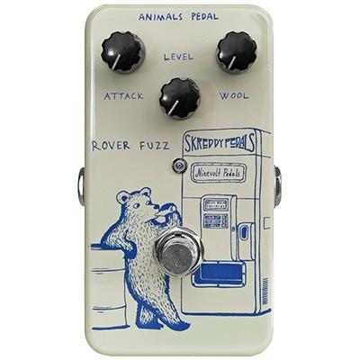 ANIMALS PEDAL - ROVER FUZZ BY SKREDDY