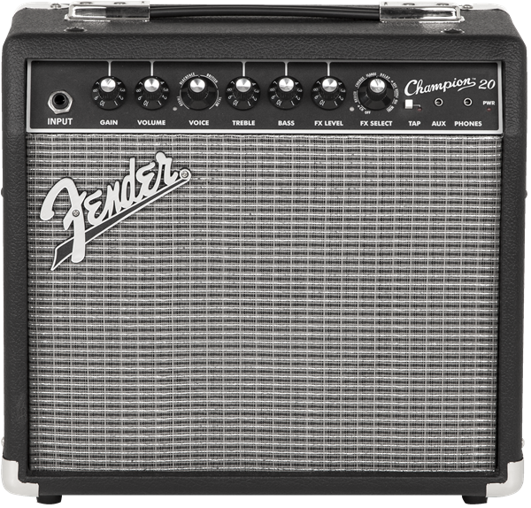 FENDER CHAMPION 20 PRACTICE AMPLIFIER