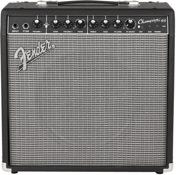 FENDER CHAMPION 40 PRACTICE AMPLIFIER