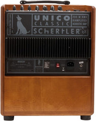 SCHERTLER UNICO CLASSIC 200W WOOD ACOUSTIC AMPLIFIER