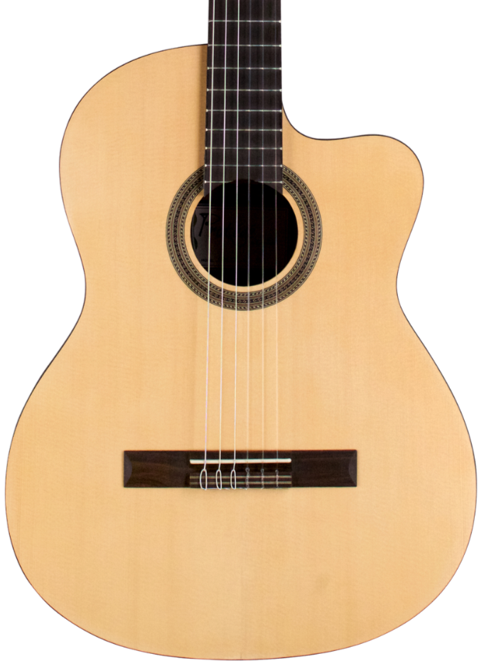 CORDOBA PROTEGE C1M-CE CLASSICAL WITH GIG BAG