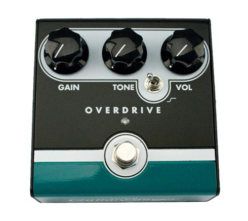 JET CITY GUITAR SLINGER OVERDRIVE