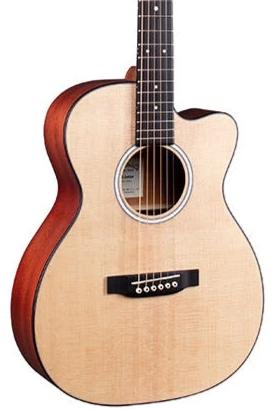 MARTIN & CO 000C-JR10E - 000 JUNIOR WITH PICKUP AND CUTAWAY
