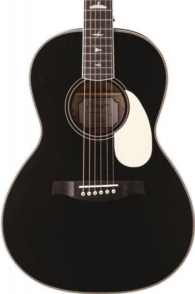 PRS SE P20E PARLOUR ACOUSTIC - SATIN BLACK TOP