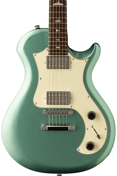 PRS SE STARLA ELECTRIC - FROST GREEN METALLIC WITH GIG BAG