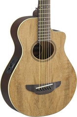 YAMAHA APXT2EW - TRAVEL ACOUSTIC GUITAR EXOTIC WOOD NATURAL