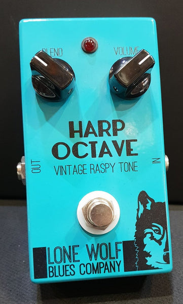 LONE WOLF BLUES COMPANY - HARP OCTAVE