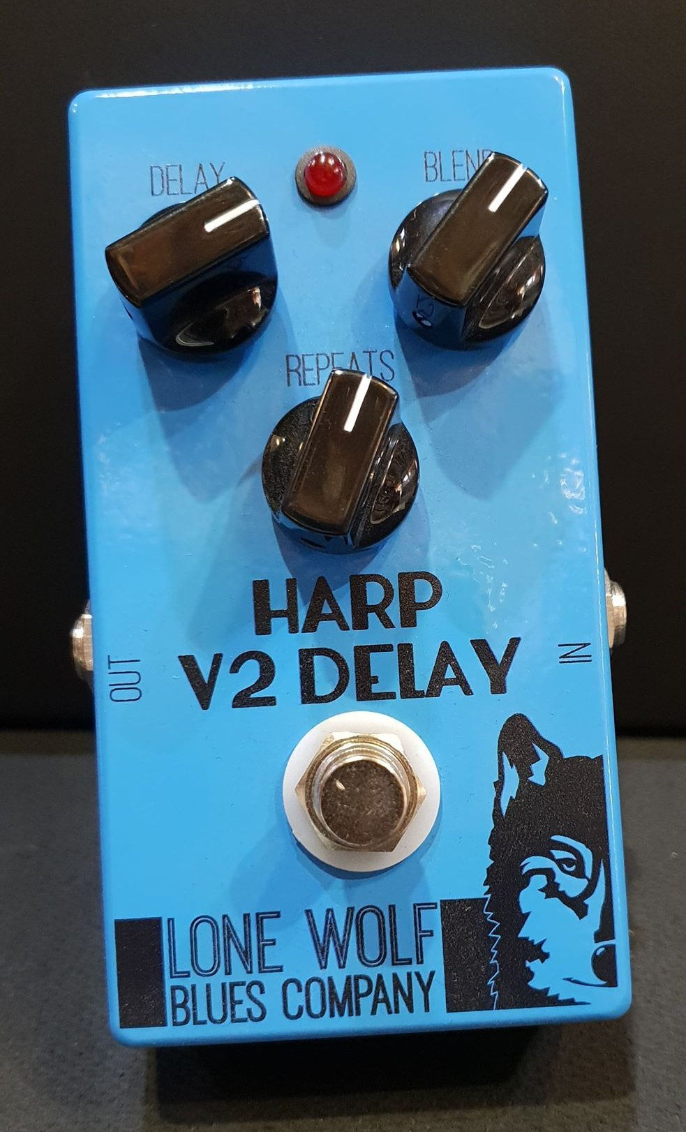LONE WOLF BLUES COMPANY - HARP DELAY v2