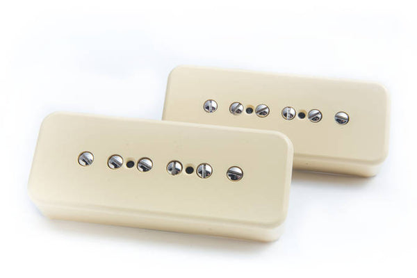 BARE KNUCKLE PICKUPS SUPERMASSIVE HSP90 - SET (CREAM)