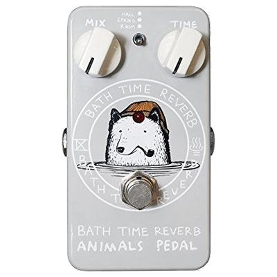 ANIMALS PEDAL - BATH TIME REVERB