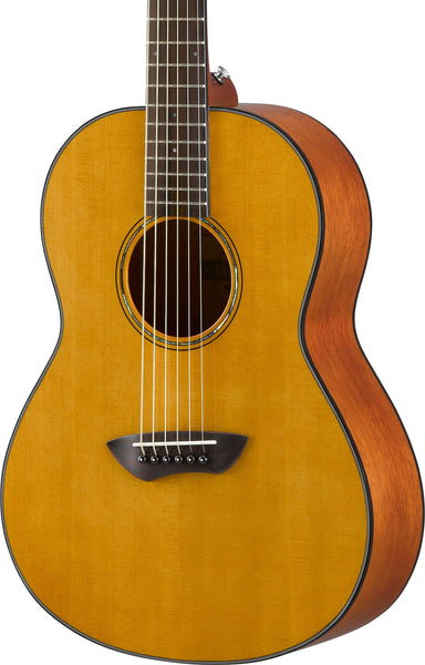 YAMAHA CSF1M - TRAVEL ACOUSTIC GUITAR VINTAGE NATURAL