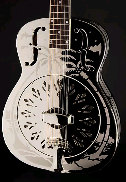 NATIONAL RESOPHONIC STYLE O - 14 FRET RESONATOR