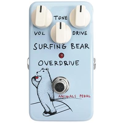 ANIMALS PEDAL - SURFING BEAR OVERDRIVE