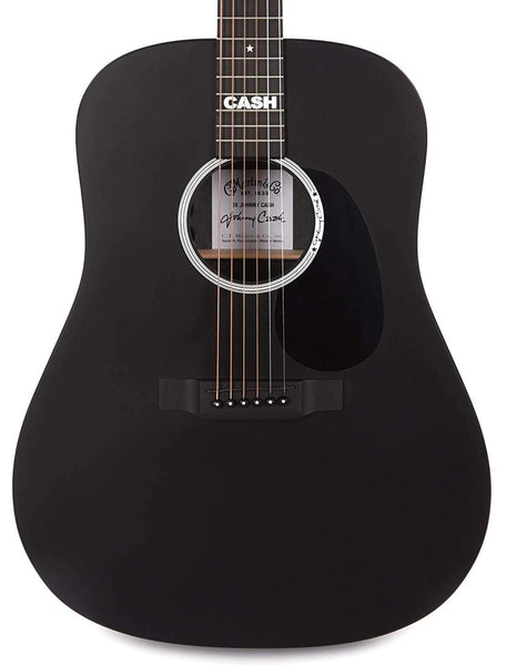 MARTIN & CO X SERIES - DX JOHNNY CASH ACOUSTIC
