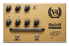 VICTORY THE SHERIFF V4 VALVE PREAMP PEDAL