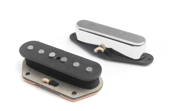 BARE KNUCKLE PICKUPS BROWN SUGAR TELE - SET