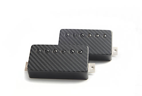 BARE KNUCKLE PICKUPS RAGNAROK HB - COVERED CARBON