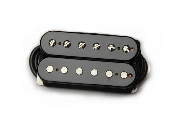 BARE KNUCKLE PICKUPS BOOT CAMP BRUTE FORCE HUMBUCKER SET -BLACK OPEN
