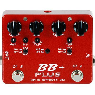 XOTIC BB PLUS PEDAL