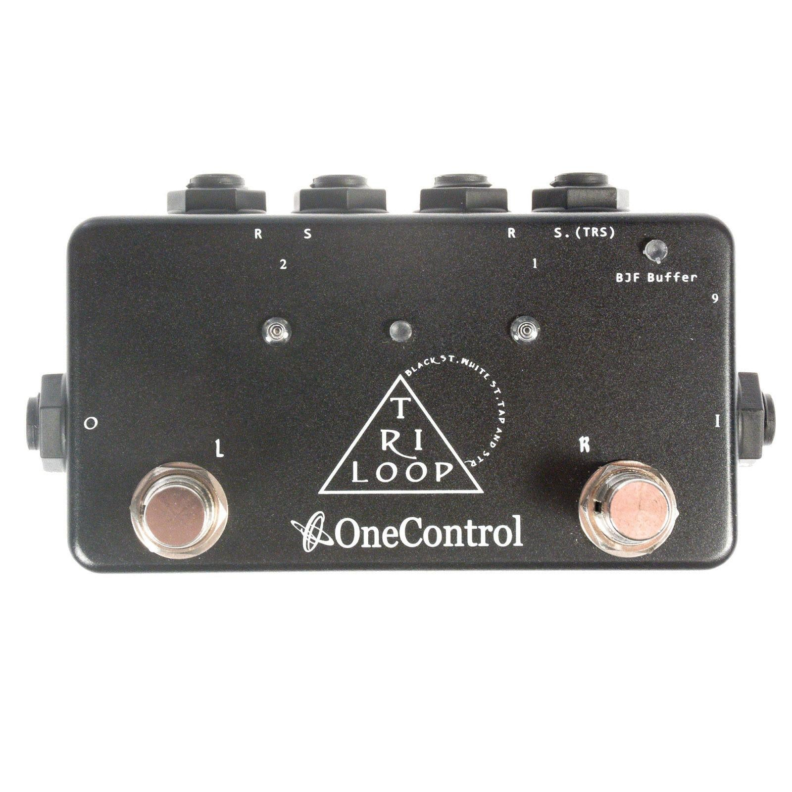 ONE CONTROL TRI-LOOP MULTI-PURPOSE TRUE BYPASS LOOPER