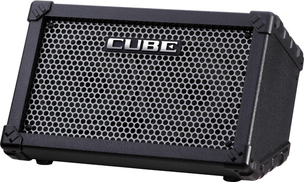 CUBE Street Battery-Powered Stereo Amplifier