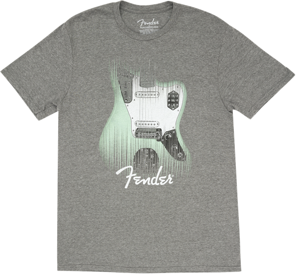 FENDER JAGUAR LINES T-SHIRT - SMALL/MEDIUM