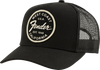FENDER WEST COAST TRUCKER HAT - BLACK