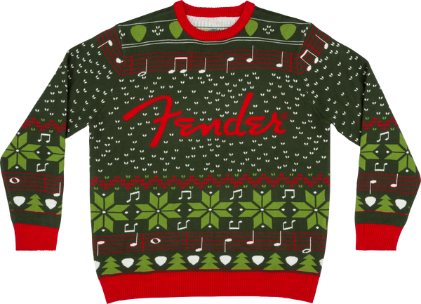 FENDER UGLY CHRISTMAS JUMPER 2020 - XL/L/M/S