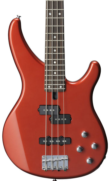 YAMAHA TRBX204 - 4 STRING BASS BRIGHT RED METALLIC