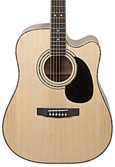 CORT AD880CE - DREADNOUGHT SATIN NATURAL