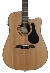 ALVAREZ AD30CE SOLID TOP DREADNOUGHT ACOUSTIC