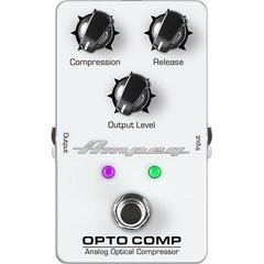 AMPEG OPTO-COMP BASS ANALOG OPTICAL COMPRESSOR