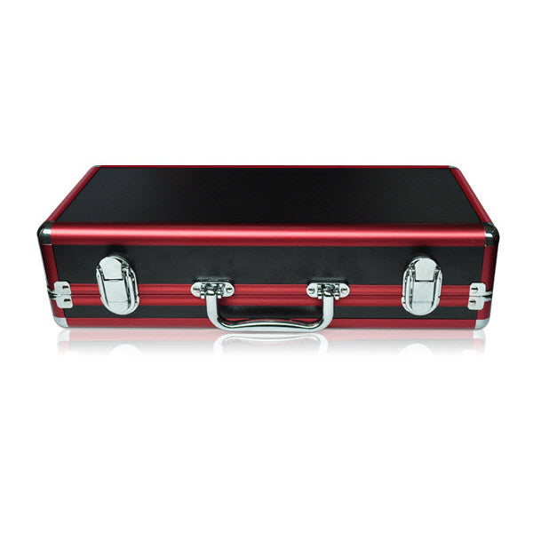 TOM'S LINE MINI PEDAL CASE RED