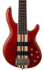 CORT A5 PLUS 5 STRING BASS - FIGURED MAPLE MAHOGANY BLACK CHERRY