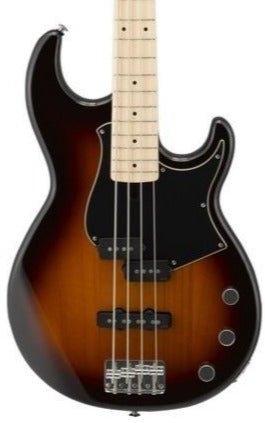 YAMAHA BB434M 4 STRING BASS MAPLE NECK - TOBACCO SUNBURST