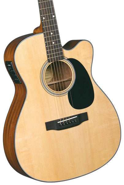 BLUERIDGE BR-43CE CONTEMPORARY SERIES ACOUSTIC
