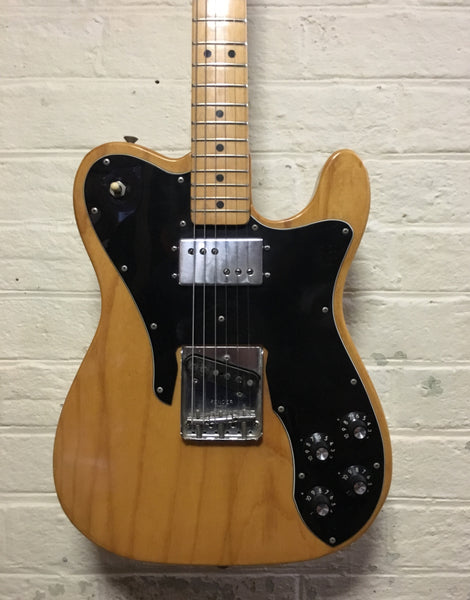 FENDER 1974 CUSTOM TELECASTER - NATURAL