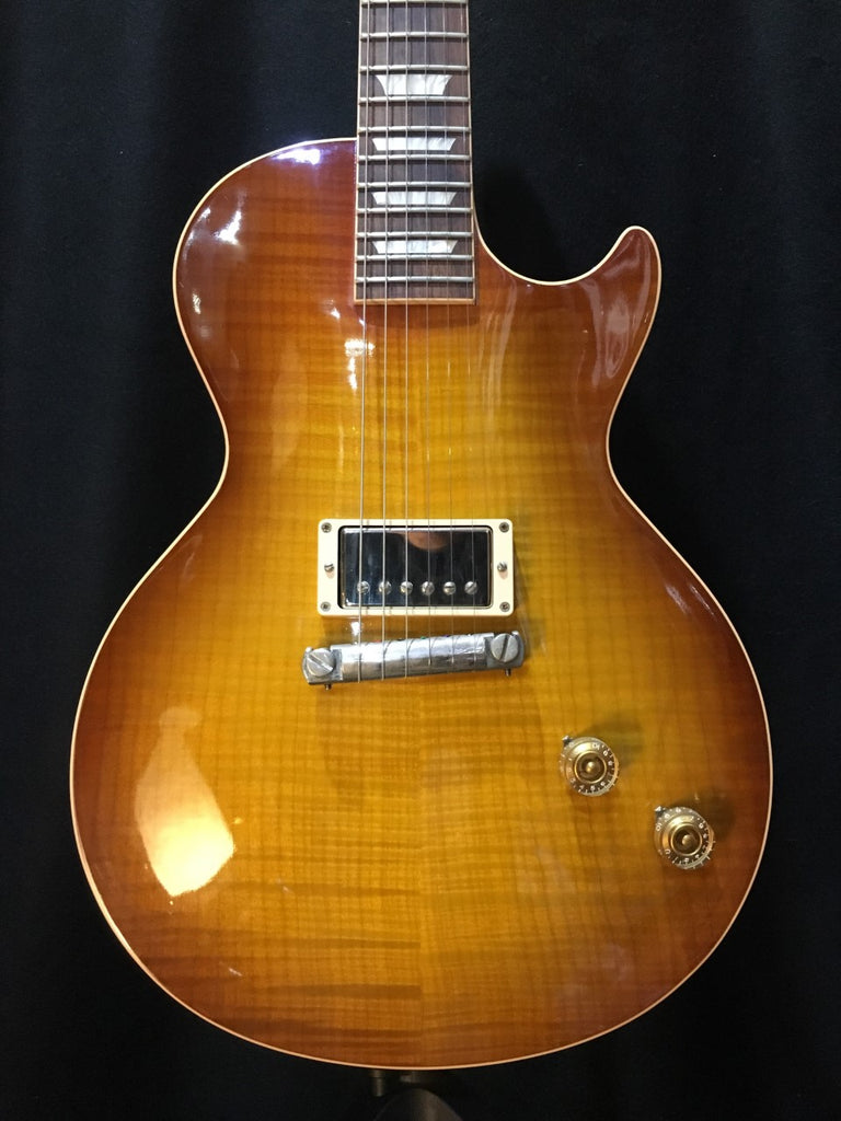 Gibson Custom Les Paul Lpr8 Single Pickup In Hc Guitar Brothers