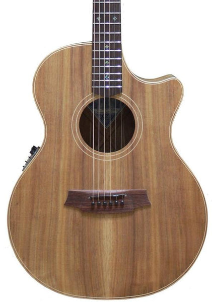 COLE CLARK ANGEL 2EC - BLACKWOOD TOP BACK & SIDES