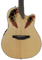 OVATION CE44-4 CELEBRITY ELITE MID DEPTH - NATURAL