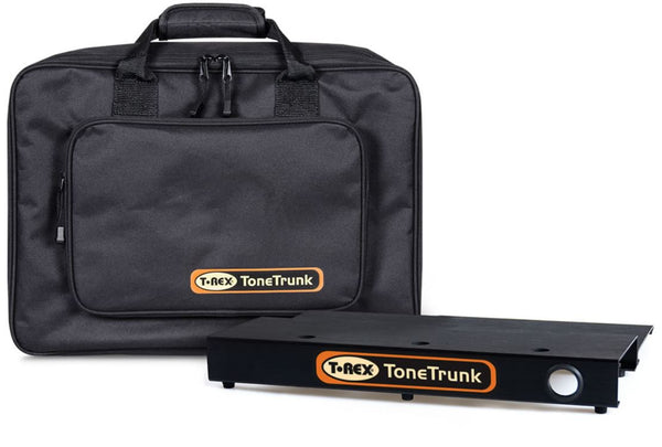 T-REX TONE TRUNK PEDAL BOARD 45 WITH SOFT CASE