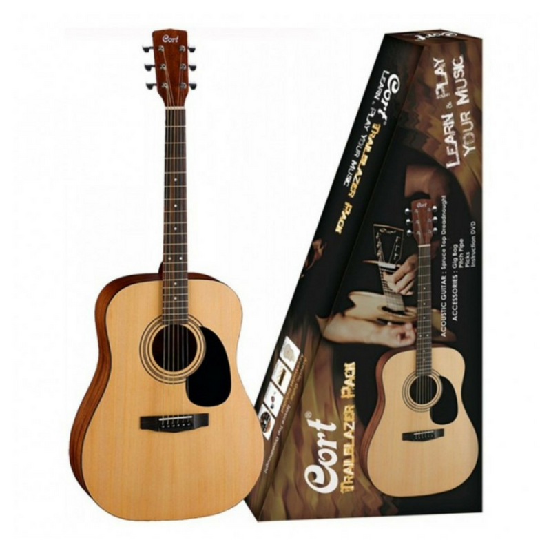 CORT CAP810 - TRAILBLAZER ACOUSTIC GUITAR PACK