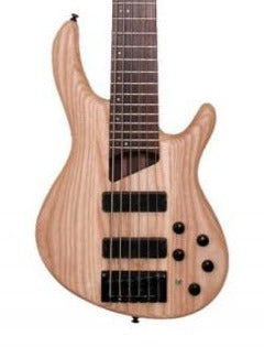 CORT B6 PLUS OPENPORE 6 STRING BASS - NATURAL