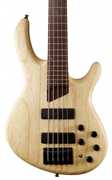 CORT B5 PLUS NATURAL - 5 STRING BASS